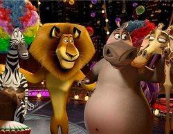 """""""Madagascar 3"""" (1%) es la película más vista pero """"Los Minions"""" (1,1%) le supera en share"""