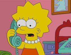 'Los Simpson' lidera en FOX España superando los 100 mil espectadores