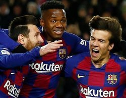 El Barcelona - Granada arrasa y marca un 7,7% en Movistar LaLiga