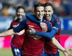 El Osasuna-Levante lidera en Movistar LaLiga y 'Hawai 5.0' destaca en FOX