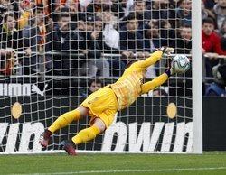 El Valencia-Barcelona conquista una jornada de dominio absoluto de Movistar y el fútbol