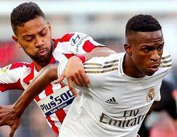 El derbi entre Real Madrid y Atlético de Madrid arrasa y se lleva el liderazgo