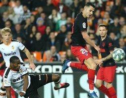 El Valencia-Atlético de Madrid es lo más visto en Movistar LaLiga