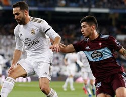 El Real Madrid-Celta Vigo, lo más visto del día en Movistar LaLiga