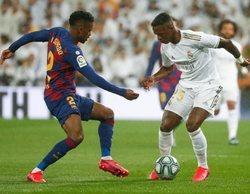 El clásico Real Madrid-Barcelona se lleva el liderazgo en una jornada de dominio del fútbol