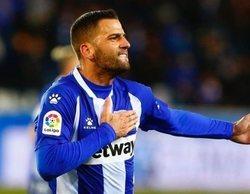 El Alavés-Valencia dobla a su competencia y lidera una jornada a la baja