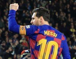 El partido Barcelona-Real Sociedad triunfa en Movistar LaLiga con un 8,3%
