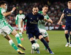 El fútbol y Movistar se hacen con todos los puestos del top 10, dominado por el encuentro Betis-Real Madrid