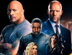 """""""Fast & Furious: Hobbs & Shaw"""" es la película más vista del día con un 0,8% en Movistar Estrenos"""