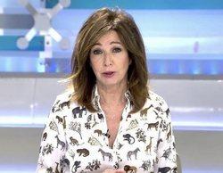 Telecinco domina el jueves de principio a fin con máximo por la mañana