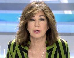 Telecinco domina mañana y tarde gracias a 'El programa de Ana Rosa' y 'Sálvame'