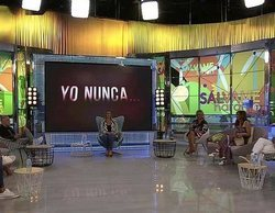 Telecinco destaca por la tarde gracias a 'Sálvame', siempre por encima de los 1,8 millones