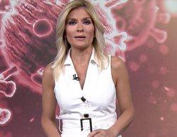 Antena 3 planta cara a Telecinco en la sobremesa y el late night