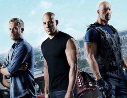 """""""Fast & Furious 6"""" triunfa y se convierte en lo más visto del día con un 0,7% en AXN"""
