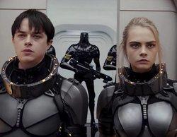 """""""Valerian y la ciudad de los mil planetas"""" se corona como lo más visto al registrar un 0,5% en TNT"""