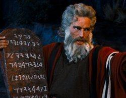 """""""Los diez mandamientos"""" firma en Canal Hollywood lo más visto del Jueves Santo"""