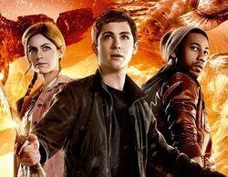 'Percy Jackson y el mar de los monstruos' lidera en FOX junto a '9-1-1'