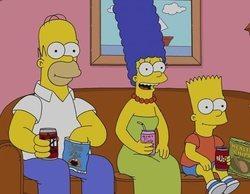 Dos capítulos de 'Los Simpson' en Fox se alzan como lo más visto del día
