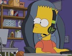 """'Los Simpson' es lo más visto del día en FOX y AXN triunfa con la película """"Código abierto"""""""