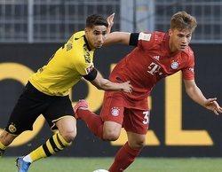Las ganas de fútbol quedan claras con el seguimiento del Bayern - Borussia (1,2%) en #Vamos