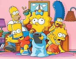 'Los Simpson' lidera en FOX mientras que la película 'Hanna' lo hace en TNT