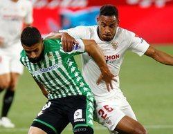 El Sevilla-Betis lidera ampliamente el prime time en Movistar LaLiga