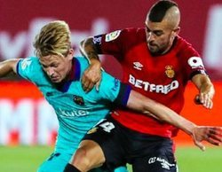 El Mallorca-Barcelona domina sin problemas en Movistar LaLiga