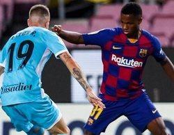 Movistar LaLiga lidera ampliamente con el Barça-Leganés y #0 destaca con 'La resistencia'