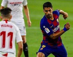El Sevilla-Barcelona arrasa en la noche con un 6%