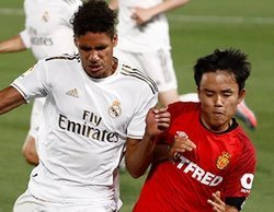 El Real Madrid-Mallorca controla el día en Movistar LaLiga