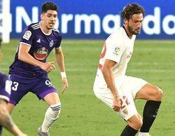 El Sevilla-Real Valladolid lidera en Movistar LaLiga y 'Transformers: La era de la extinción' destaca en AXN