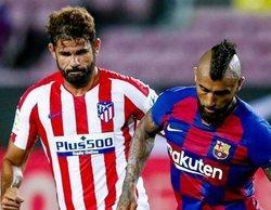 Liderazgo absoluto del Barcelona-Atlético de Madrid, que supera el millón de espectadores