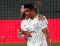 El Real Madrid - Getafe arrasa con un 5,1% en Movistar LaLiga