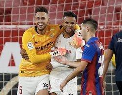 """El Sevilla-Eibar es lo más visto en Movistar LaLiga y """"La conquista del oeste"""" destaca en TCM"""