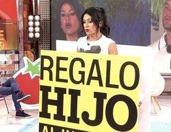 Telecinco vuelve a conquistar la tarde con 'Sálvame naranja' (18%) a la cabeza