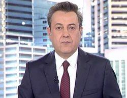 Antena 3 (13,9%) y Telecinco (13,8%) se reparten la sobremesa con sus espacios informativos