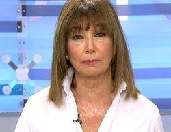 Telecinco domina la mañana con el liderazgo del estreno de 'El programa de Ana Rosa'