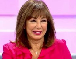 Telecinco sobresale en la mañana con el liderazgo de 'El programa de Ana Rosa'