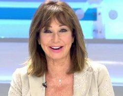 Telecinco lidera ampliamente la franja matinal con 'El programa de Ana Rosa' (16,5%)