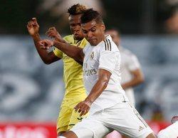 El Real Madrid-Villarreal lidera con contundencia en Movistar LaLiga