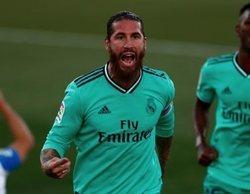 El Leganés - Real Madrid de la Liga Española lidera con un 3,5% en Movistar LaLiga