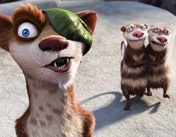 """""""Ice Age 3"""" (1,2%) y """"Ice Age 4"""" (1%) lideran la jornada con sus emisiones en Fox"""
