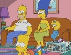 """'Los Simpson' lidera en la sobremesa de FOX y """"San Andrés"""" destaca en TNT"""