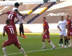 El partido de Europa League Sevilla - Roma se alza como lo más visto del día
