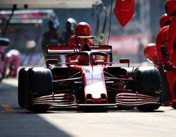El GP de Gran Bretaña de F1 2020 lidera con un 1,4% en Movistar Fórmula 1