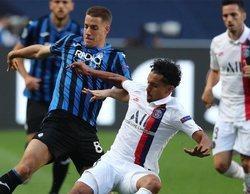 El partido entre el Atalanta y el París Saint-Germain, líder en Movistar Liga de Campeones