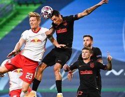 El decisivo Leipzig - Atlético se lleva la noche en Movistar Liga de Campeones