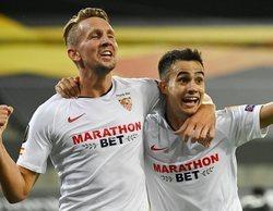 El Sevilla - Manchester United de la Europa League triunfa con un 4,2% en Movistar Liga de Campeones