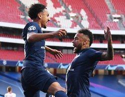 El RB Leipzig - Paris Saint Germain marca un gran 3,6% en Movistar Liga de Campeones