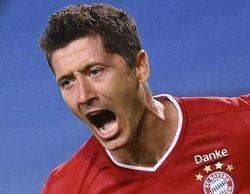 El Lyon - Bayern Munich de la Champions League lidera con un 3,8% en Movistar